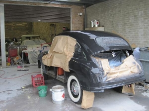 Respray Project - by the Lone Star Body Shop. http://www.lonestarbodyshop.com.au/