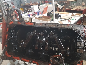 Total Engine Rebuild - and so it begins...