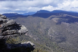 The Balconies - The Grampians