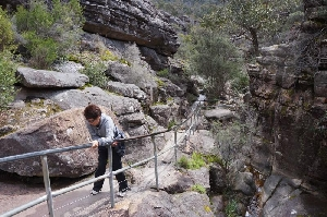 Wonderland Range - The Grampians