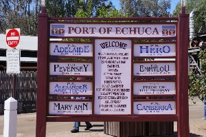 Echuca on the Murray